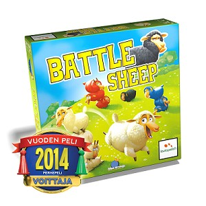 Vuoden Perhepeli 2014: Battle Sheep