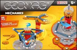 Geomag Mechanics 86 osaa